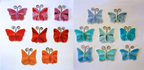 Steider Studios: Beautiful Butterflies