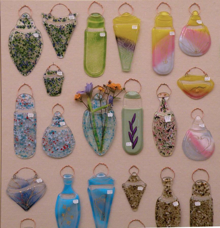 Steider Studios Wall Pocket Vases Steider Studios Blog
