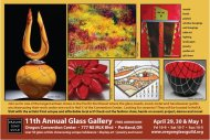 Oregon Glass Guild presents our 11th annual Glass Gallery.