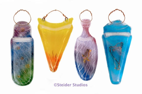 Steider Studios: WallPocket Vase Collection