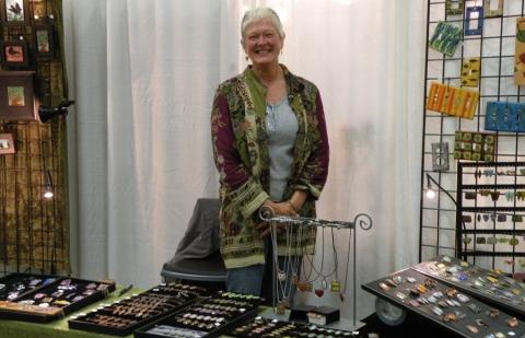 Steider Studios:  Kathy Watne, Enamelist