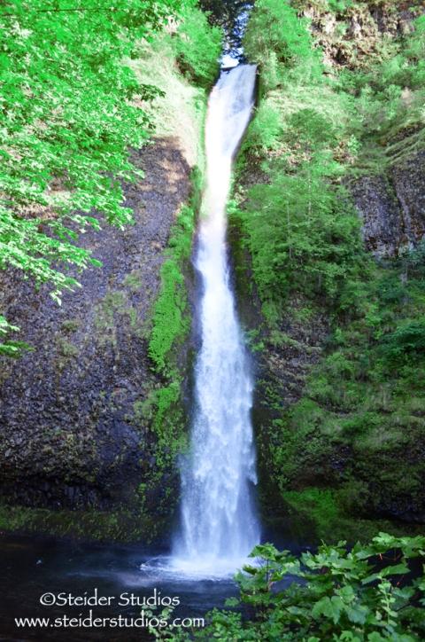 Steider Studios:  Horsetail Falls