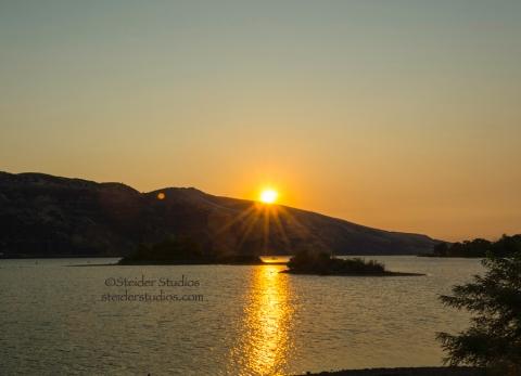 Steider Studios:  Sunrise 9.7.14_