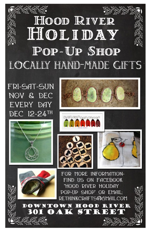 Hood River Holiday Pop-Up