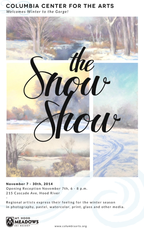 Snow Show at Columbia Arts