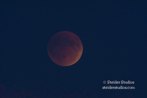 Steider Studios.Lunar Eclipse.9.27.15