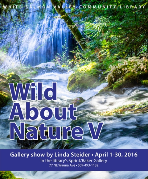 WS_Gallery Show-Wild About Nature V_Linda Steider 4-2016